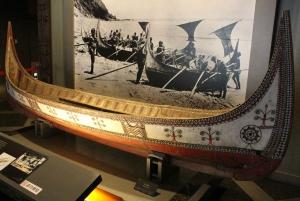 Taipei: National Palace Museum and Taiwan Aborigines Museum