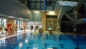 Taipei Song Shan Sports Center