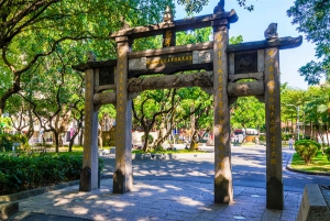 Taipei: Ximending and Red House Private Walking Tour
