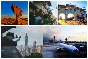 Taiwan Airport: Taipei City or Northern Taiwan Private Tour
