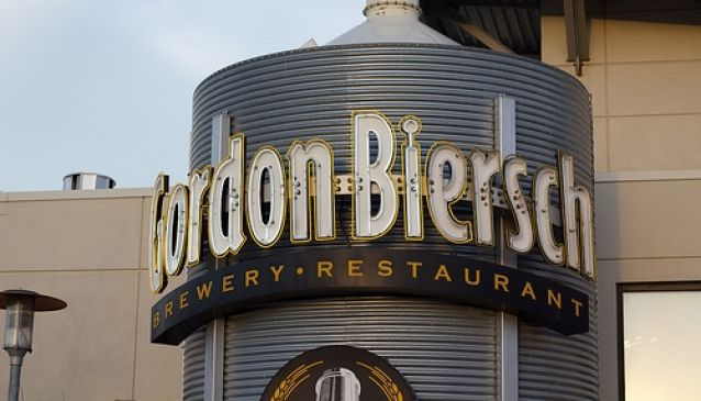 The Gordon Biersch Brewery Restaurant