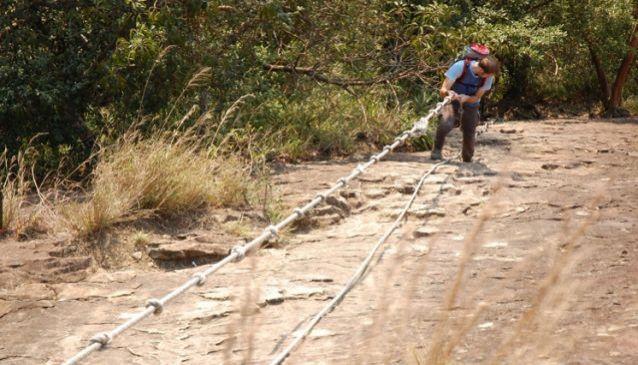 Wuliaojian Trail