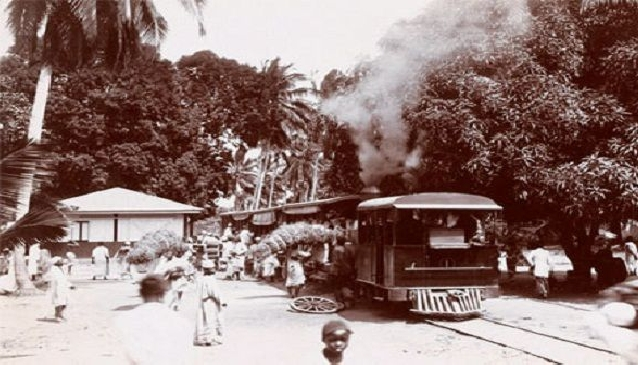 Now and Then 'The Bububu Railway'