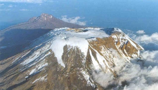 Top 10 Mountains and Volcanoes in Tanzania