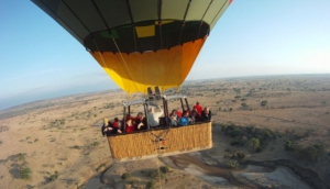 Adventures Aloft Balloon Safaris Tarangire