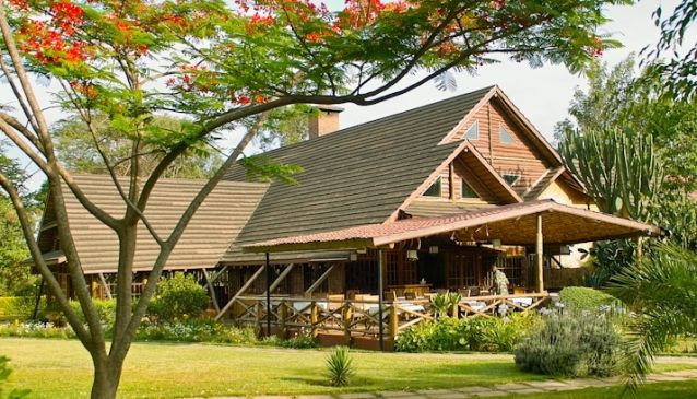 Arumeru River Lodge
