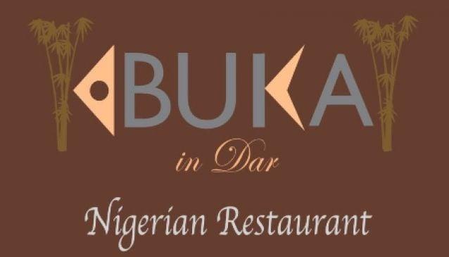 Buka in Dar Nigerian Restaurant