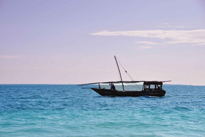 Kendwa: Dhow Boat Cruise & Snorkeling