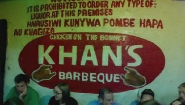Khan's Barbecue