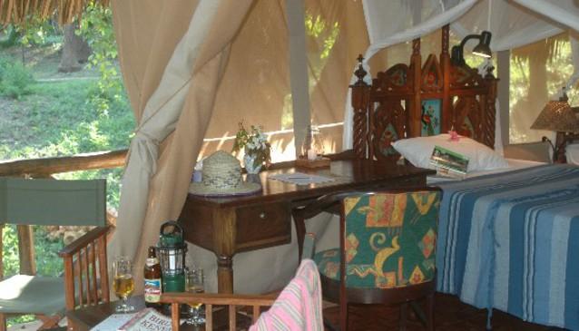 Mkoma Bay Luxury Tented Lodge