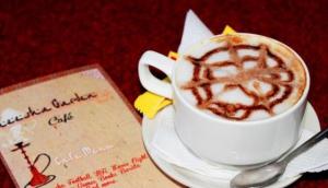 Sheesha Garden Cafe