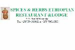 Spices & Herbs Ethiopian Restaurant & Lodge