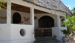 The Kipepeo Lodge
