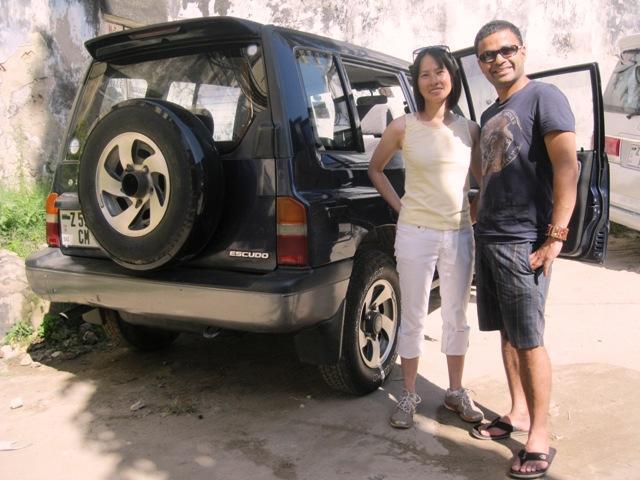 Zanzibar Car Hire Tourism Services In Tanzania My Guide Tanzania