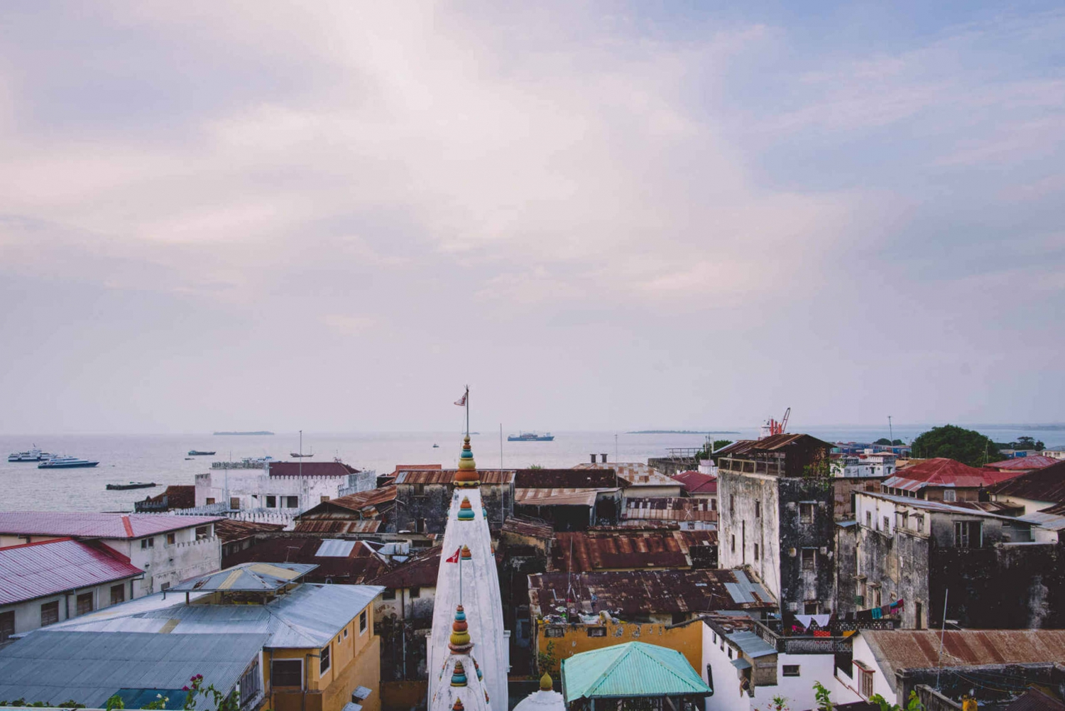 Zanzibar: Stone Town 3-Hour Walking Tour