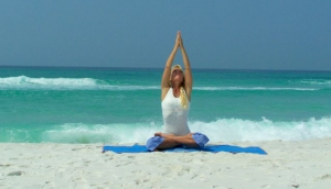 Zanzibar Yoga with Jo