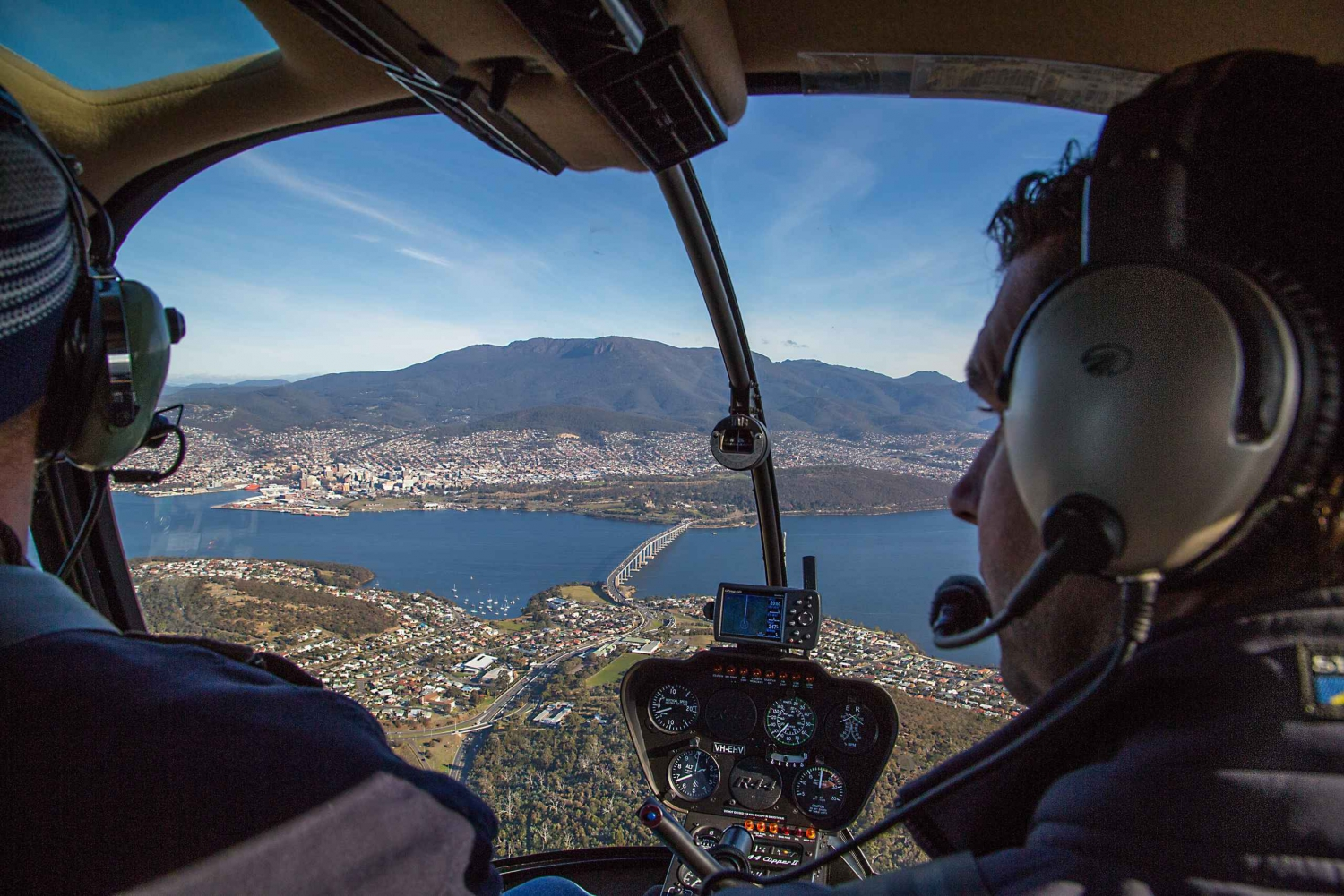 20 Min Scenic Helicopter Flight