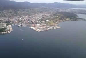 20 Minute Scenic Hobart Plane Flight