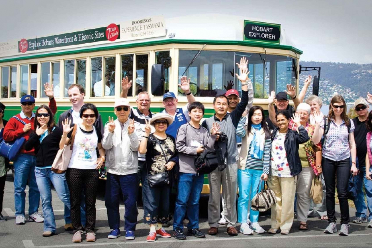 3-Hour Hobart City Sightseeing Tour