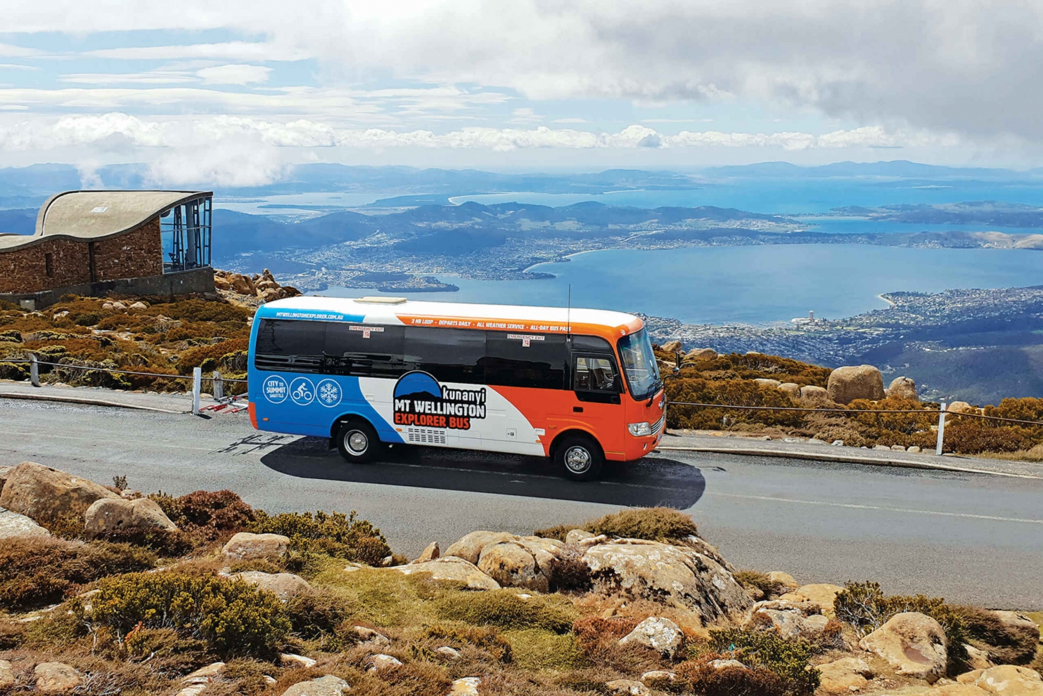 48-Hour Hobart City Loop Tour and Mt Wellington
