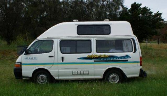 Aussie Dollar Campervans