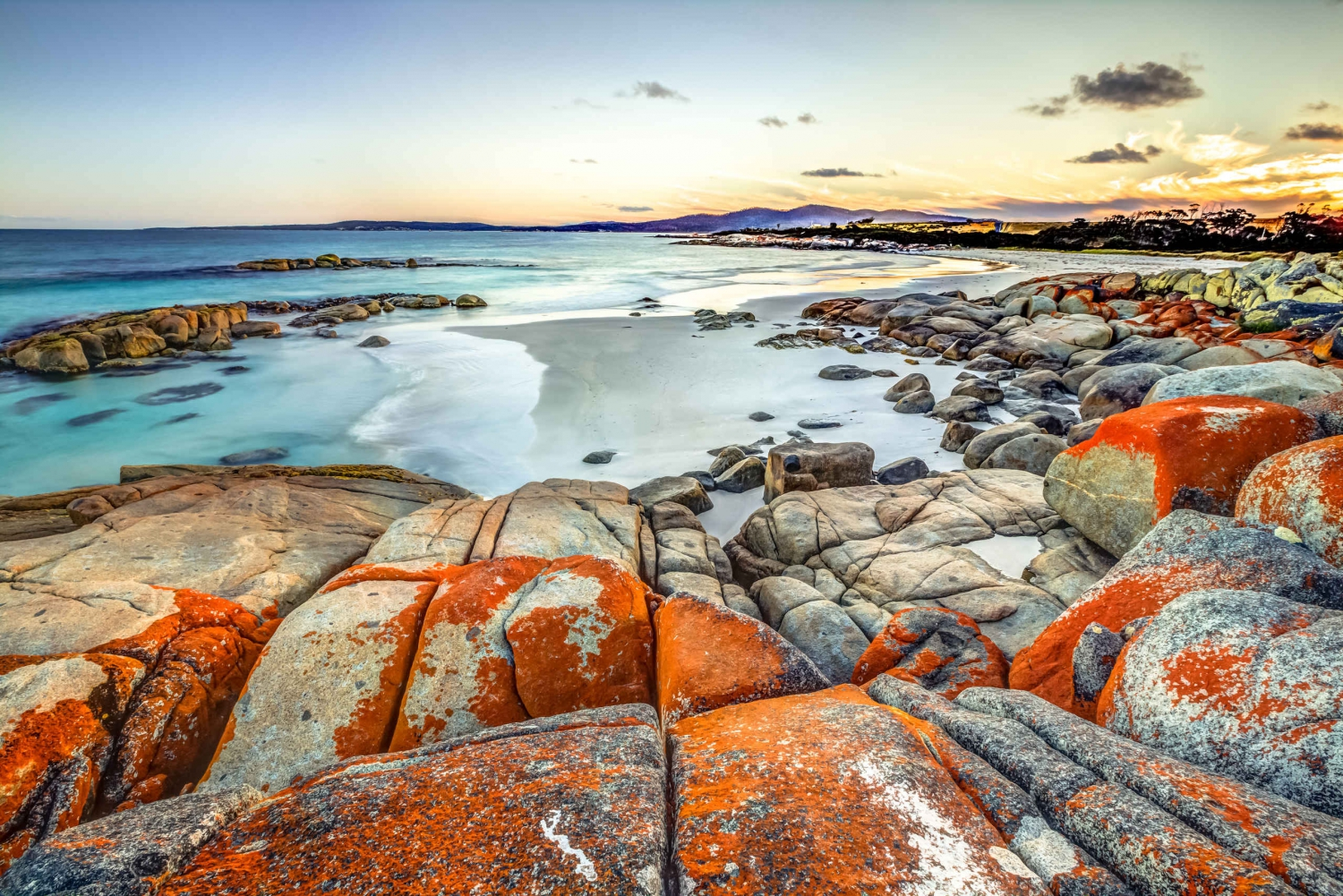 Bay of Fires Day Tour from Launceston