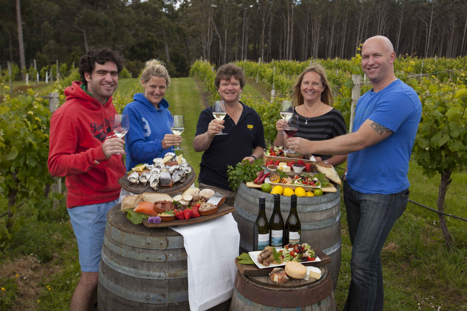 Bruny Island: Full-Day Food and Wine Tour from Hobart