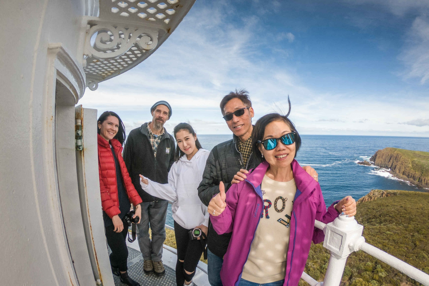 Bruny Island: Full-Day Food, Lighthouse & Sightseeing Tour