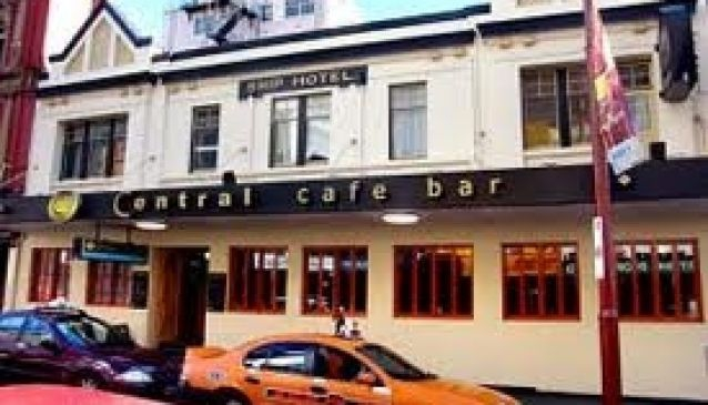 Central Cafe and Bar Hotel Hobart