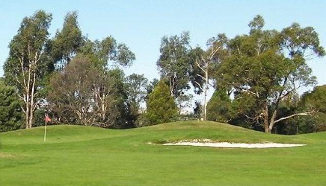 Country Club Tasmania Golf Course