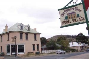 Day-Tour: Hobart, Mt Wellington & Bonorong Wildlife Park