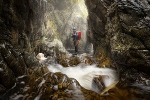 Dove Canyon - Full-Day Canyoning Tour at Cradle Mountain