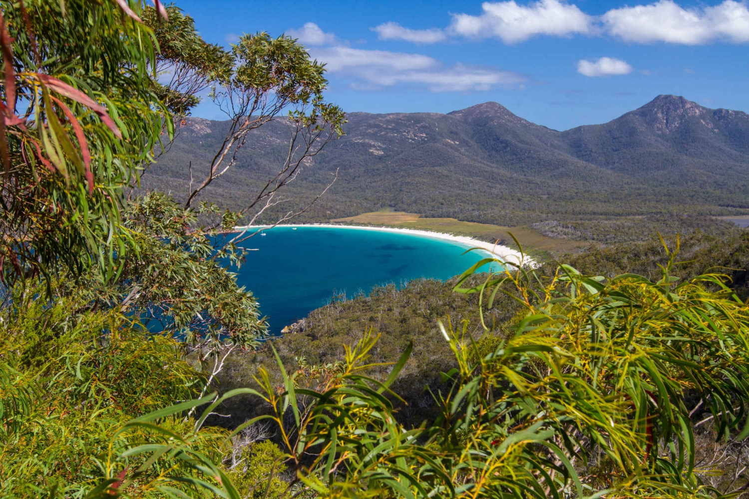 Freycinet National Park Full Day 4WD Tour with Lunch