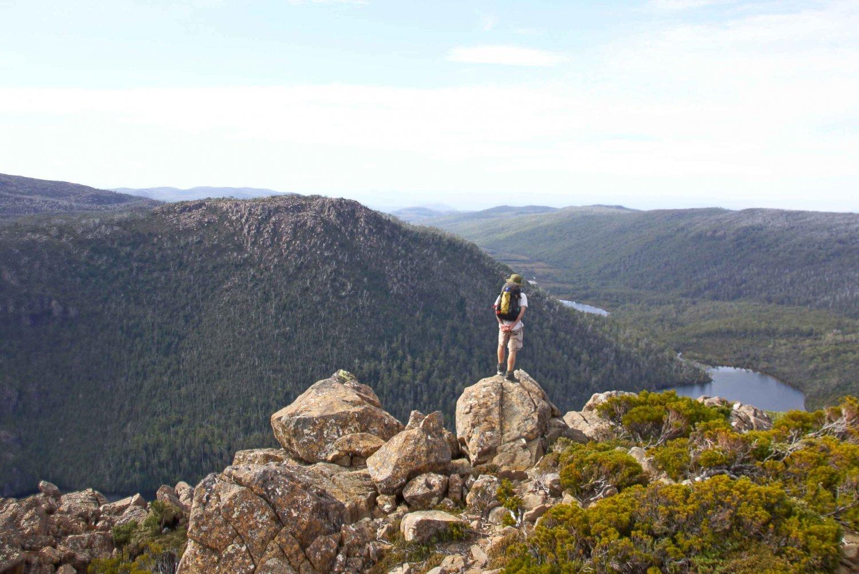 From Hobart: Tarn Shelf Day Hike to Mount Field
