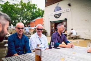 From Hobart: Tasmanian Whisky Distillery Tour