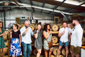 Full-Day Gin & Wine Tasting Tour with Lunch