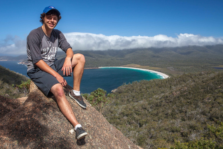 Full-Day Hobart to Launceston Excursion via Wineglass Bay