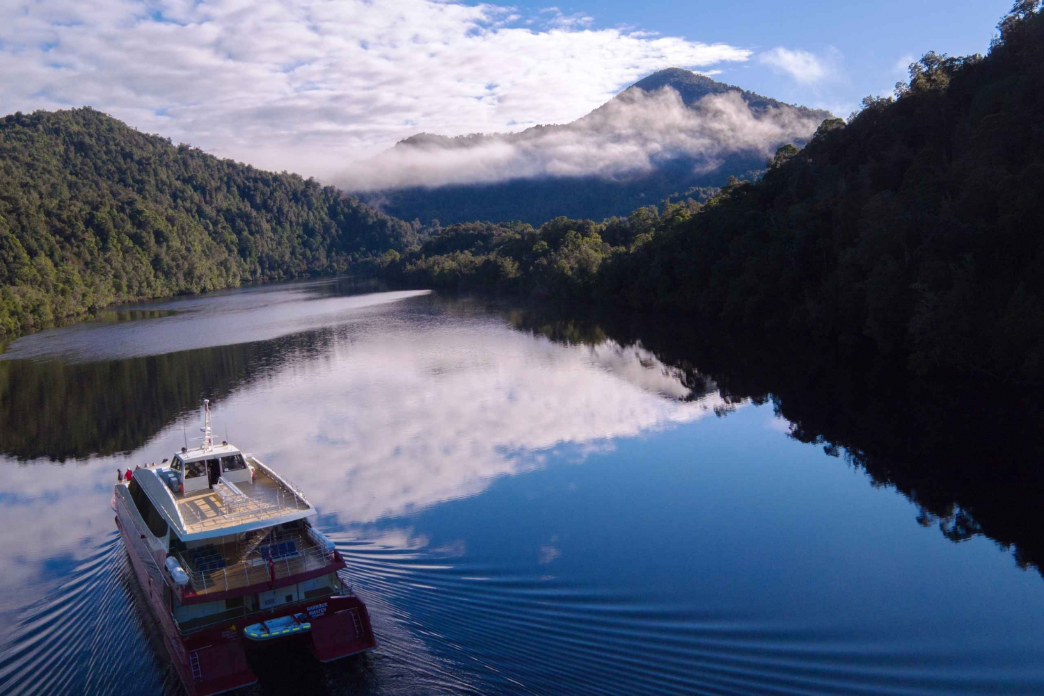 Gordon River Afternoon Cruise with Buffet Dinner