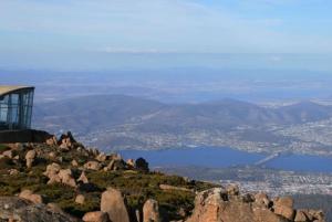 Hobart City, Mt Wellington & Richmond Full-Day Tour