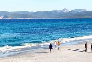 Hobart: Wineglass Bay & Freycinet National Park Via Richmond