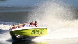 Huon River Jet Boats