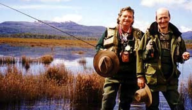 Ken Orr's Tasmanian Trout Expeditions
