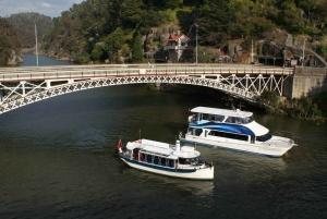 Launceston: 4-Hour Batman Bridge Luncheon Cruise