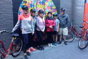 Launceston: Food and Beer Scenic Cycling Tour