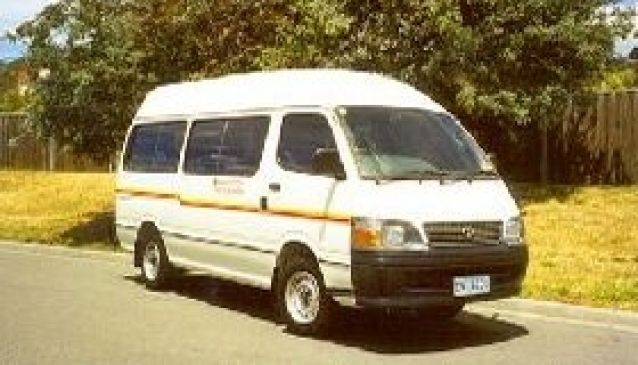 Launceston Mini Bus Rentals