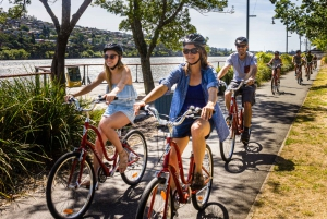 Launceston: River Cycling Tour with Lunch