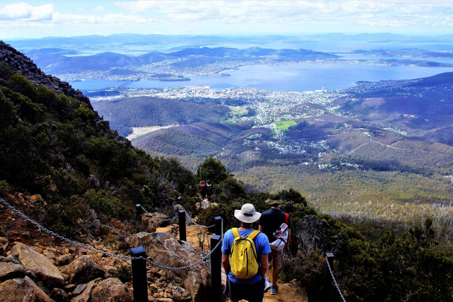 Mount Wellington Summit Hike