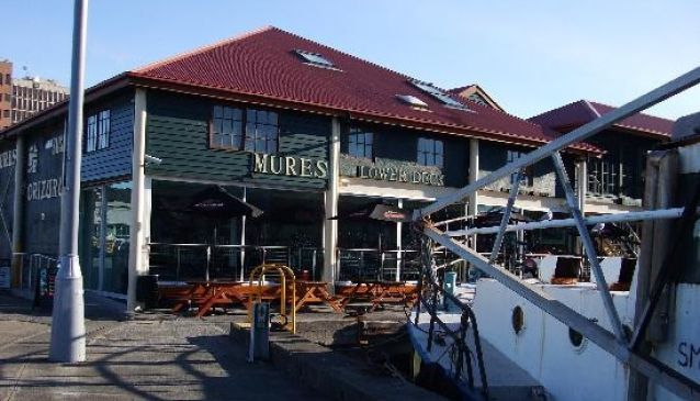 Mures Lower Deck