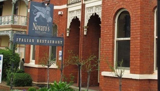 Novaros Italian Restaurant