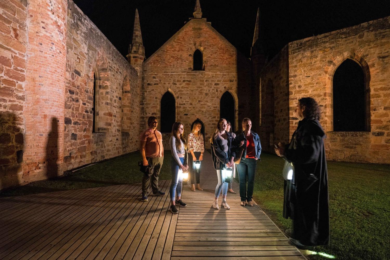 Port Arthur Historic Site Ghost Tour